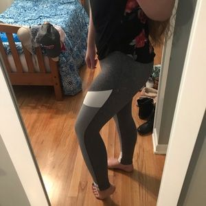 Two-Toned Under Armour Leggings